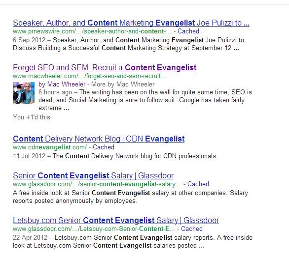 Google AuthorRank: The New Face of SEO?
